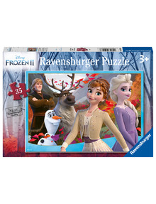 Ravensburger Puzzles Frozen 2, Prepare For Adventure Puzzle, 35-Pieces product photo