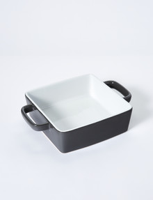 Cinemon Ovenbake Square Baker, 17x6cm, Charcoal product photo