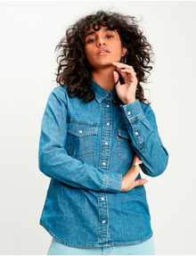 Levis Essential Western Shirt, Going Steady product photo