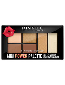 Rimmel Power Palette, 002 Sassy product photo