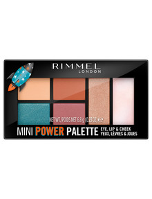 Rimmel Power Palette, 004 Pioneer product photo