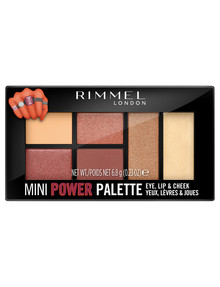 Rimmel Power Palette, 006 Fierce product photo