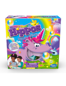 Hasbro Games Hungry Hippos, Unicorn Edition product photo