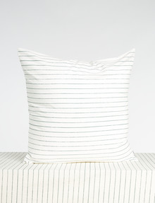 Domani Pompeii Organic European Pillowcase, Volcanic Glass product photo