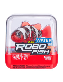Robo Alive Robotic Robo Fish, Assorted product photo