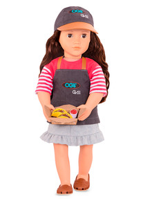 Our Generation Rayna Deluxe Doll product photo