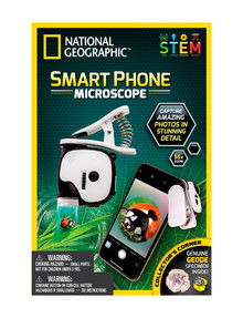 National Geographic Smart Phone Microscope product photo