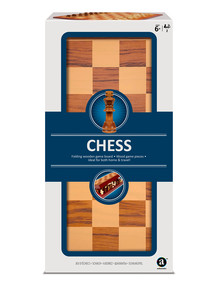 Games Chess Set with Storage Board product photo