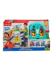 Fisher Price Launch & Loop Raceway product photo