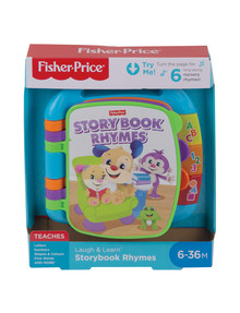 Fisher Price Storybook Rhymes, Assorted product photo