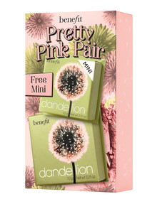 benefit Pretty Pink Pair Dandelion BoostSet product photo
