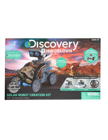 Discovery #Mindblown Solar Robot Creation Kit product photo