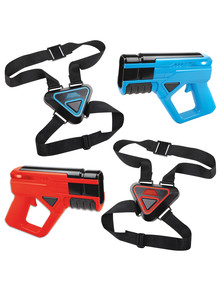 FAO Schwarz Toy Laser Tag Shooting Game product photo