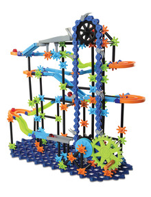 Discovery #Mindblown Marble Run, 321-Piece product photo