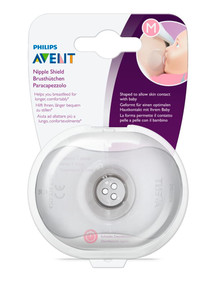 Avent Silicone Nipple Shield, 2-Pack product photo
