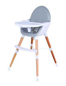 Childcare Otto Timber Highchair product photo