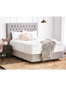 Sleepyhead Sanctuary Serene Ultra Plush Bed, Zinc product photo