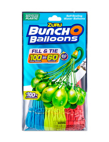 Bunch O Balloons Recycle Rapid Fill 3-Pack product photo