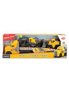Dickie Mack 70cm Heavy Loader Truck product photo