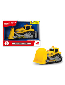 Dickie 16cm Construction Light & Sound Vehicle, Assorted product photo