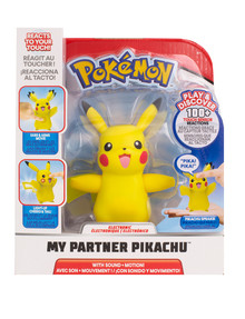Pokemon My Partner Eevee / My Partner Pikachu, Assorted product photo