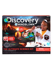 Discovery #Mindblown The Ultimate Science Kit product photo