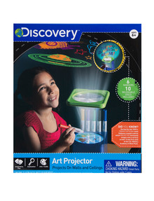Discovery Art Projector, with 6 Colour Markers product photo