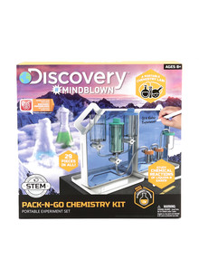 Discovery #Mindblown Pack 'N' Go Chemistry Kit product photo