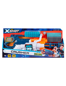 X Shot Excel Crusher, Plus 48 Darts product photo