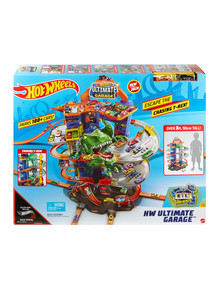 Hot Wheels City Ultimate Garage product photo