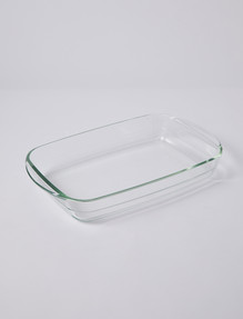 Baccarat Gourmet Ovenbake Rectangular Baker, 2L product photo