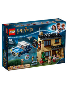 Lego Harry Potter 4 Privet Drive, 75968 product photo