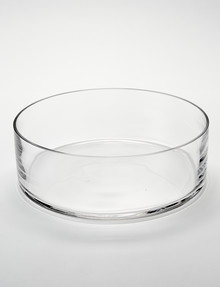 Amy Piper Prism Cylinder Salad Bowl, 24.8cm product photo