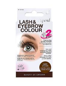 Gellack Lash and Brow Colour, Dark Brown product photo