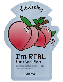 Tony Moly I'm Peach Mask Sheet, 21ml product photo