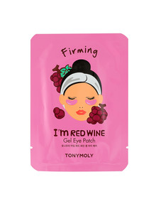 Tony Moly I'm Red Wine Gel Eye Patch, 7g product photo