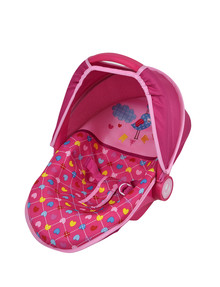 Hauck Doll Car Seat, Heart Birdie product photo