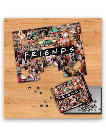 Games Collage Jigsaw Puzzle, 1000-Piece product photo
