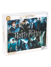 Harry Potter Posters Jigsaw Puzzle, 1000-Piece product photo