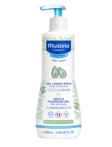 Mustela Gentle Cleansing Gel, 500ml product photo