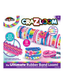 Cra-Z-Loom Unicorn & Neon, Assorted product photo