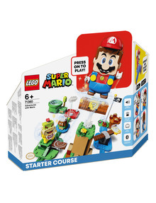Lego Super Mario Adventures with Mario Starter Course, 71360 product photo