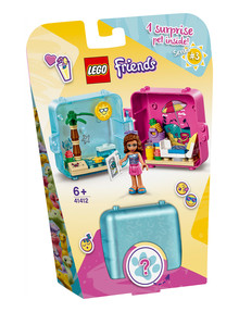 Lego Friends Olivia's Summer Play Cube, 41412 product photo