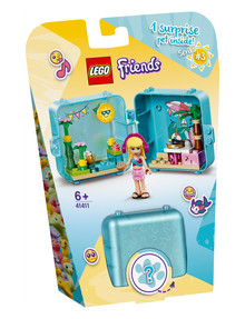 Lego Friends Stephanie's Summer Play Cube, 41411 product photo