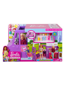 Barbie Food Truck product photo
