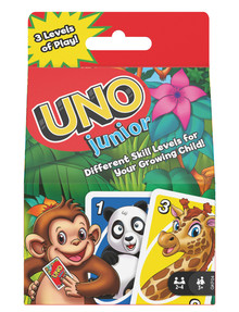 Mattel Games UNO Junior, 2.0 product photo