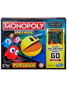 Hasbro Games Monopoly Arcade Pacman product photo
