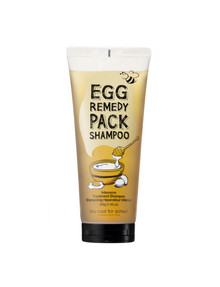 Too Cool For School Egg Remedy Pack Shampoo, 200g product photo
