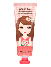 Orchid Skin Flower Moisture Tok Tok Hand Cream product photo