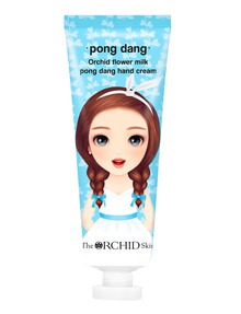 Orchid Skin Flower Milk Pong Dang Hand Cream product photo